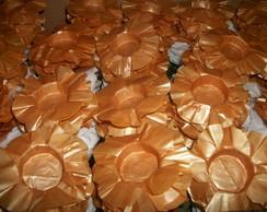 Forminha de doces finos em papel de seda