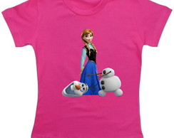 Camiseta Frozen