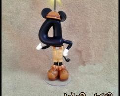 Vela Mickey Safari 15cm_c�pia proibida