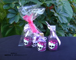 SABONETES L�QUIDO MONSTER HIGH