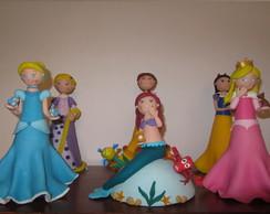 Princesas Disney - Loca��o