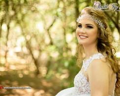 Tiara de Noiva ou headband