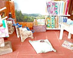 Atelier de patchwork
