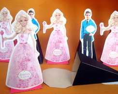 Display Cone Barbie Princesa