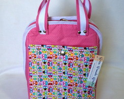 Lunch Bag T�rmica C/ Z�per 21-encomende