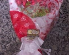 Buqu� de Rosas de Chocolate
