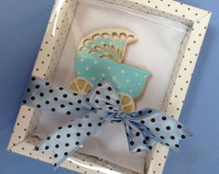 Cookies Decorados Tema P�scoa
