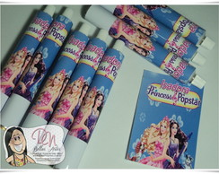 Bisnagas Barbie Pop Star