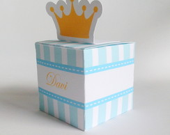 Caixa Pequeno Rei