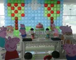 Decora��o Proven�al Peppa Pig