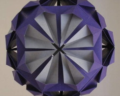 Kusudama Diamond