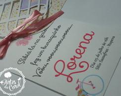 Convite Gaiolinha