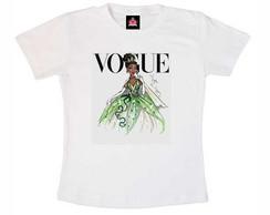 T-shirt Princesa Tiana