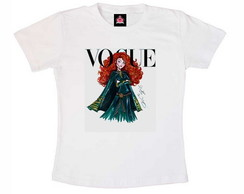 T-shirt Princesa Merida