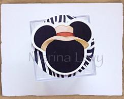Caixinha - Mickey Safari