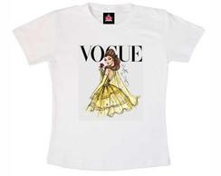 T-shirt Infantil Bela