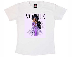 T-shirt Infantil Jasmine