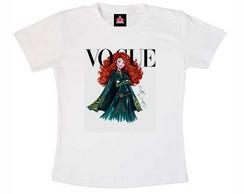 T-shirt Infantil Merida