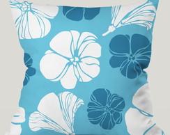 Almofada Blue Floral (Capa)