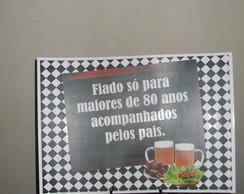 Cartaz de Boteco