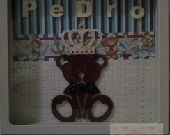 Porta Maternidade Pr�ncipe Urso