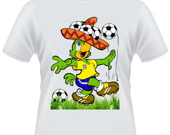 Camiseta Z� Carioca Brasil