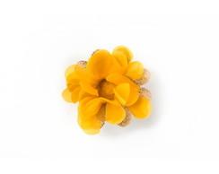 Forminhas de tecido - Flor Aline