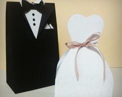 Caixinha Noivos para Bem Casado