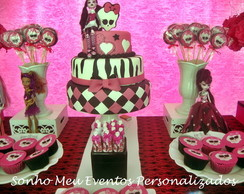 Mesa proven�al Monster high