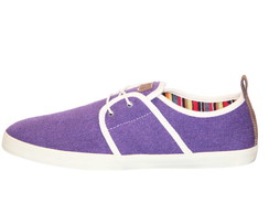 T�nis Roxo - Z�h Shoes Z�hca