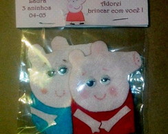 Peppa Pig Dedoches Promo��o