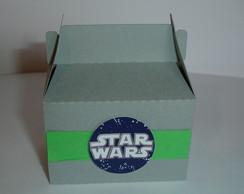 Caixinha para Lembrancinha Star Wars