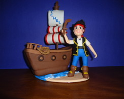 Jake pirata da terra do nunca