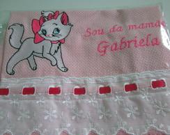 Toalhinha de Lavabo Gatinha Marie