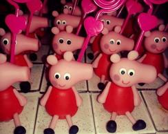 Lembran�a porta recado Peppa Pig
