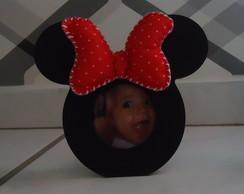 Porta Retrato Minnie e Mickey