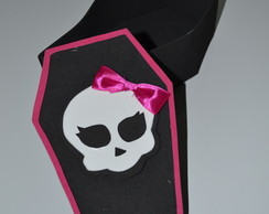 Caix�o porta-doce Monster High