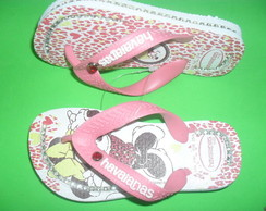 Chinelo havaiana top infantil