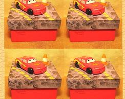 Carros o filme-Fa�sca Mcqueen biscuit