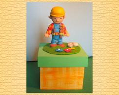 Bob Construtor biscuit