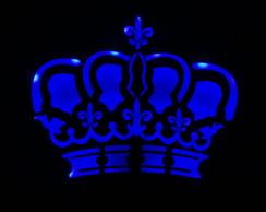 Coroa com LED