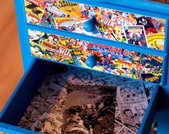 Mesinha Comic Books