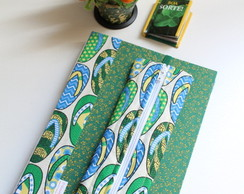 Caderno Brasil, Estojo e Marcador P�g