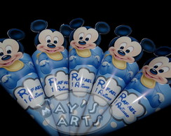 Cone De Guloseimas Disney Baby
