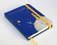 O pequeno pr�ncipe -sketchbook azul