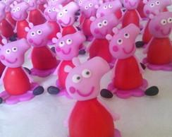 Lembrancinhas da Peppa Pig simples