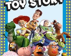Toy Story  - Artes Digitais