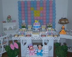 Aluguel Mesa Proven�al Baby Disney