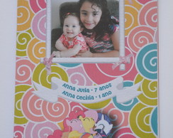 Bloquinho personalizado My Little Pony
