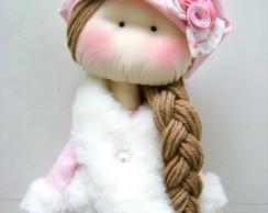 Boneca Fernanda Inverno